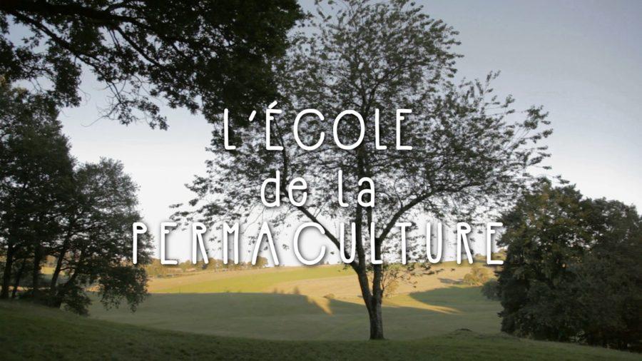 TITRE-TEASER Ecole de la Permaculture